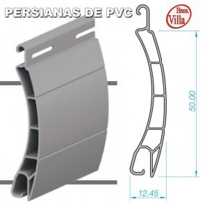 Lama persianas de Pvc L-50