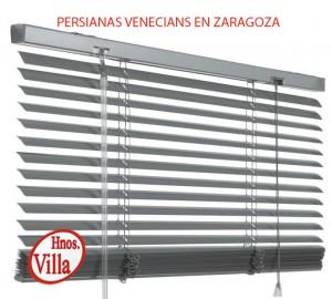 Persianas Venecianas Zaragoza