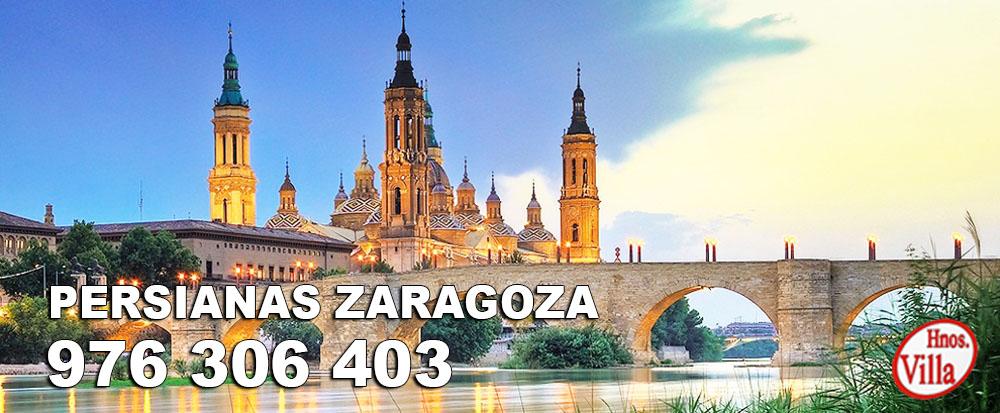 Persianas Zaragoza, instalacion, motorizacion, reparación