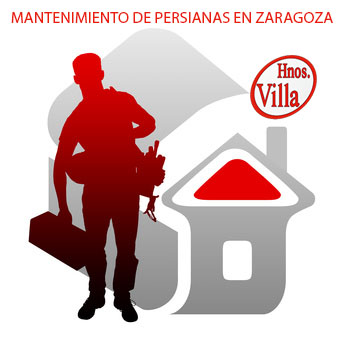 Mantenimiento Persianas Electricas y Manuales Zaragoza